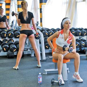 Фитнес-клубы Кизела