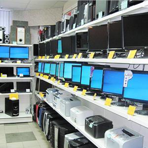 Компьютерные магазины Кизела