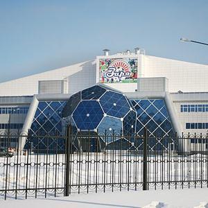 Спортивные комплексы Кизела