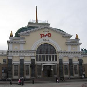 Железнодорожные вокзалы Кизела